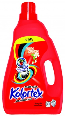 Nước Giặt Chống Lem màu 3L - Mẫu mới